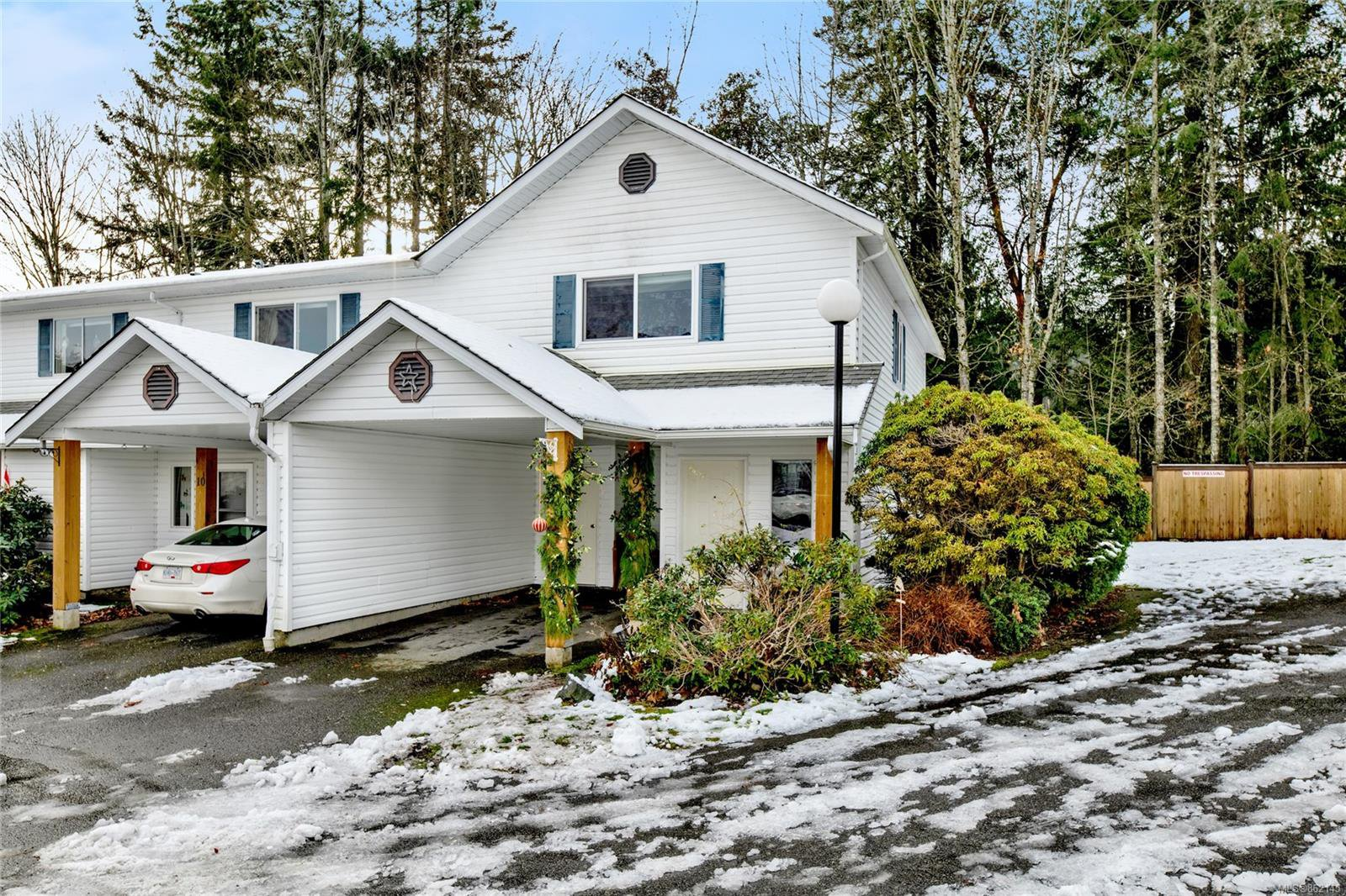 Main Photo: 9 711 Malone Rd in : Du Ladysmith Row/Townhouse for sale (Duncan)  : MLS®# 862145