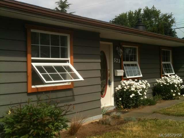 Main Photo: 523 Nimpkish St in COMOX: CV Comox (Town of) House for sale (Comox Valley)  : MLS®# 579156