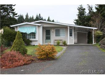 Main Photo: 88 135 Brinkworthy Rd in SALT SPRING ISLAND: GI Salt Spring Manufactured Home for sale (Gulf Islands)  : MLS®# 591400
