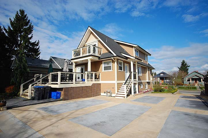 """Photo 21: Photos: 214 6TH Avenue in New Westminster: Queens Park House for sale in """"QUEEN'S PARK"""" : MLS®# V926048"""