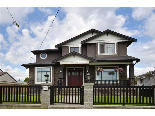 Main Photo: 6981 Curtis Street in Burnaby: House for sale (Burnaby North)  : MLS®#  V916002