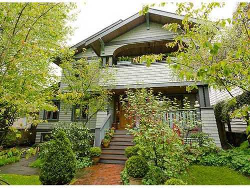 Photo 1: Photos: 4338 11TH Ave W in Vancouver West: Point Grey Home for sale ()  : MLS®# V951171