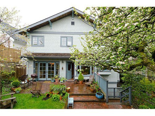 Photo 5: Photos: 4338 11TH Ave W in Vancouver West: Point Grey Home for sale ()  : MLS®# V951171