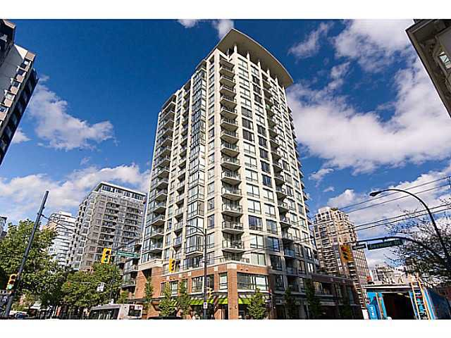 "Main Photo: 1702 1082 SEYMOUR Street in Vancouver: Downtown VW Condo for sale in ""FREESIA"" (Vancouver West)  : MLS®# V1048211"