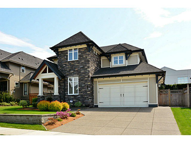 Main Photo: 16072 27A Avenue in Surrey: Grandview Surrey House for sale (South Surrey White Rock)  : MLS®# F1439211