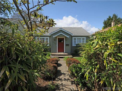 Main Photo: 2844 Wyndeatt Ave in VICTORIA: SW Gorge Single Family Detached for sale (Saanich West)  : MLS®# 699999