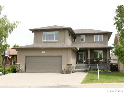 Main Photo: 14 WAGNER Bay: Balgonie Single Family Dwelling for sale (Regina NE)  : MLS®# 537726