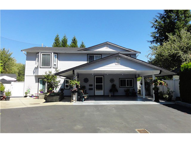 Photo 1: Photos: 5252 209TH Street in Langley: Langley City House for sale : MLS®# F1449073