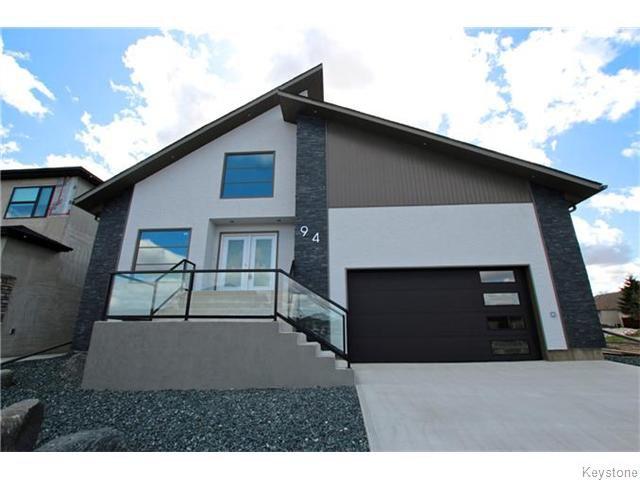 Main Photo: 94 Van Hull Way in WINNIPEG: St Vital Residential for sale (South East Winnipeg)  : MLS®# 1524692