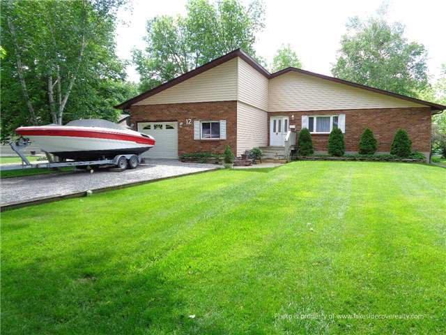 Main Photo: 12 Beaver Trail in Ramara: Brechin House (Bungalow) for sale : MLS®# X3517376