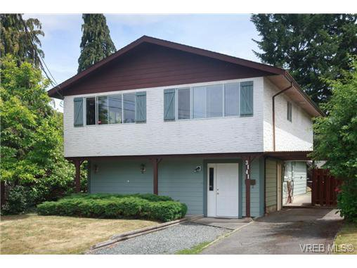 Main Photo: 3141 Blackwood Street in VICTORIA: Vi Mayfair Single Family Detached for sale (Victoria)  : MLS®# 366543