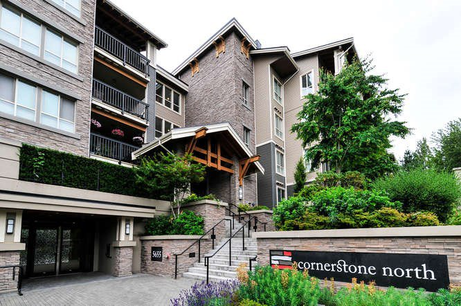 Welcome to Cornerstone North! #110-5355 2101A Street, Langley BC  Rentals allowed, Pet friendly, TWO parking stalls & storage locker!