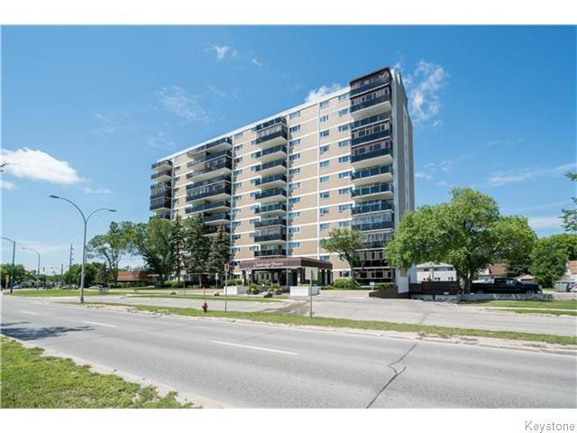 Main Photo: 1305 Grant Avenue in Winnipeg: River Heights / Tuxedo / Linden Woods Condominium for sale (South Winnipeg)  : MLS®# 1618343