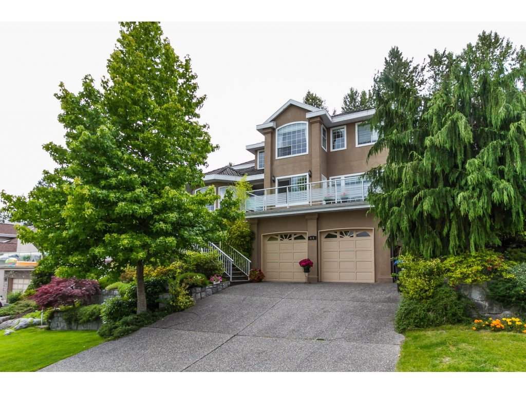 Main Photo: 48 TIMBERCREST Drive in Port Moody: Heritage Mountain House for sale : MLS®# R2107958