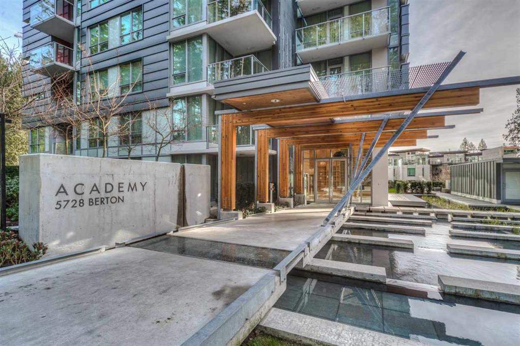 Photo 5: Photos: 1902 5728 BERTON Avenue in Vancouver: University VW Condo for sale (Vancouver West)  : MLS®# R2129611