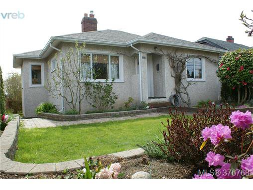 Main Photo: 171 Cadillac Avenue in VICTORIA: SW Gateway Single Family Detached for sale (Saanich West)  : MLS®# 376768
