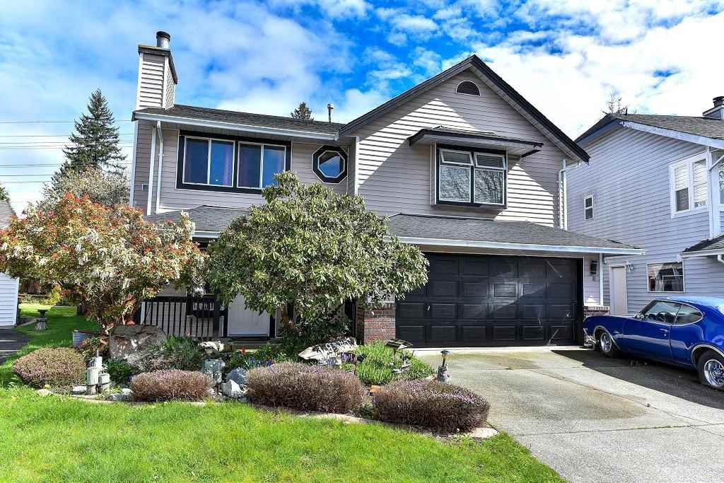 Main Photo: 19547 OAK TERRACE in Pitt Meadows: Mid Meadows House for sale : MLS®# R2161177