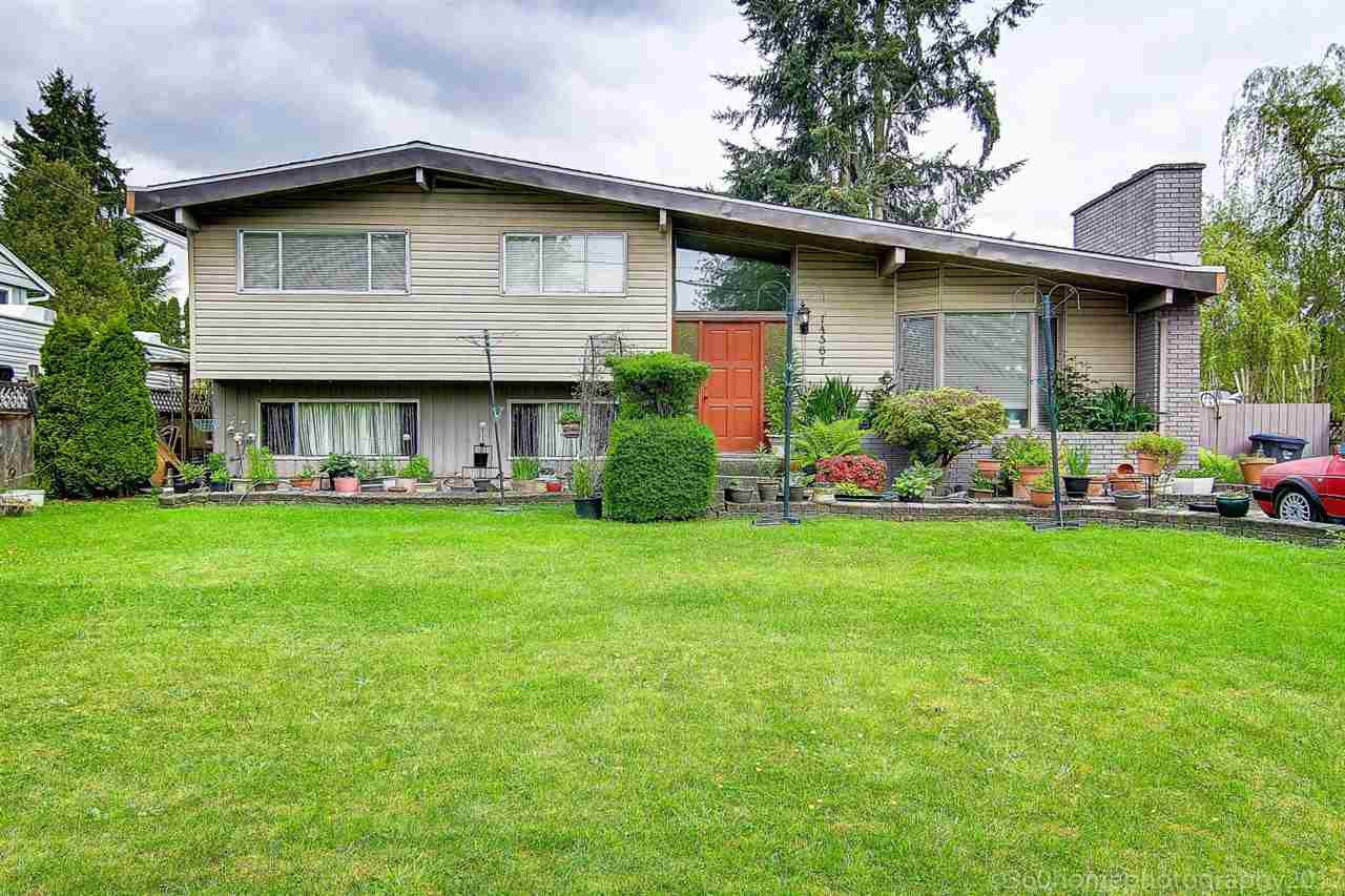 Main Photo: 14567 86A Avenue in Surrey: Bear Creek Green Timbers House for sale : MLS®# R2166949