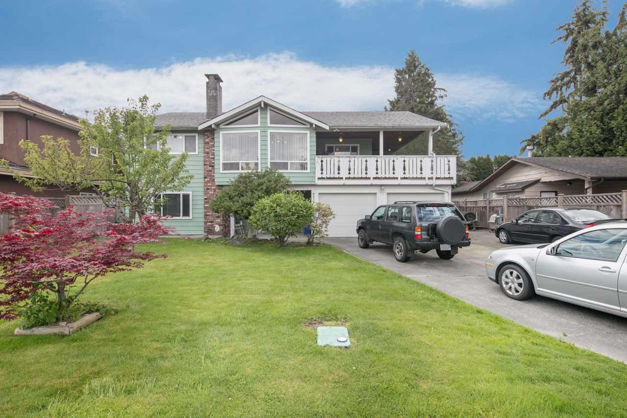 Main Photo: 8071 CALDER ROAD in Richmond: Lackner House for sale : MLS®# R2173273