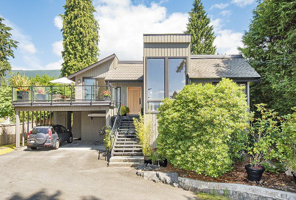 Main Photo: 4666 WICKENDEN Road in North Vancouver: Deep Cove House for sale : MLS®# R2187603