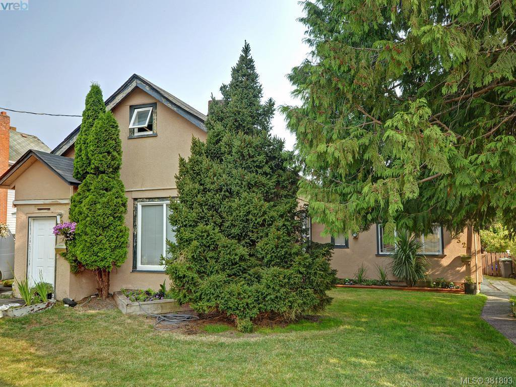 Main Photo: A & B 832 Old Esquimalt Rd in VICTORIA: Es Old Esquimalt Full Duplex for sale (Esquimalt)  : MLS®# 767215