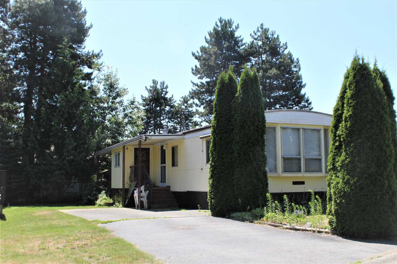 Main Photo: 36 145 KING EDWARD STREET in Coquitlam: Central Coquitlam Manufactured Home for sale : MLS®# R2185362