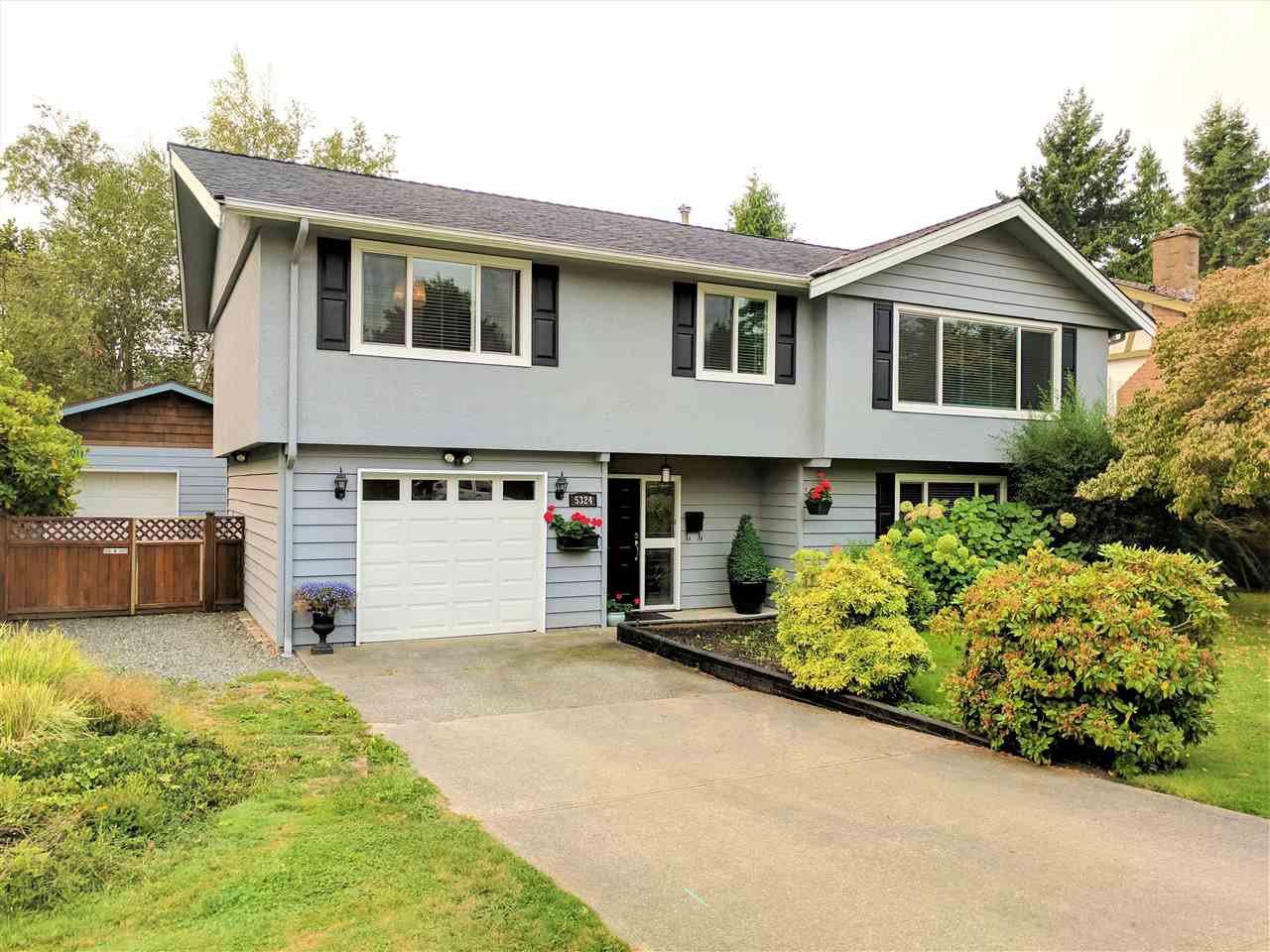 "Main Photo: 5324 1 Avenue in Delta: Pebble Hill House for sale in ""PEBBLE HILL"" (Tsawwassen)  : MLS®# R2202747"