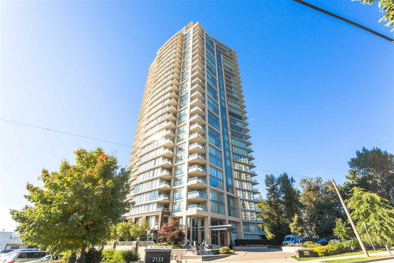 """Main Photo: 508 2133 DOUGLAS Road in Burnaby: Brentwood Park Condo for sale in """"PERSPECTIVES"""" (Burnaby North)  : MLS®# R2213301"""