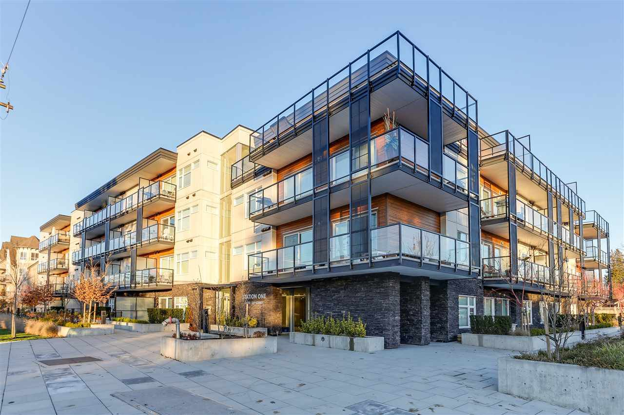 "Main Photo: 314 12070 227TH Street in Maple Ridge: East Central Condo for sale in ""Station One"" : MLS®# R2227291"