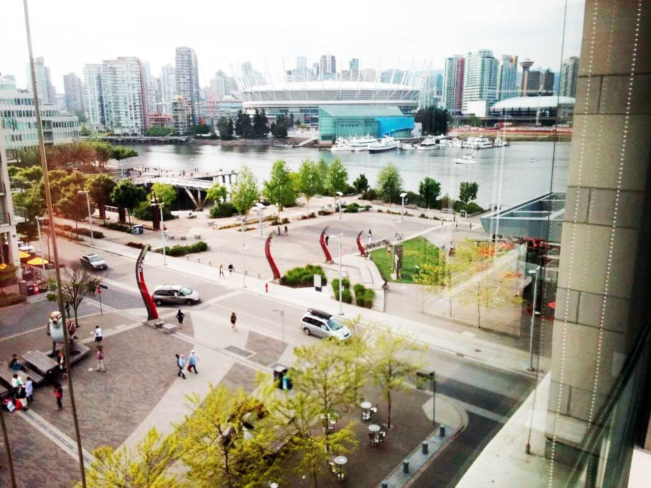 Main Photo: 604 77 WALTER HARDWICK AVENUE in : False Creek Condo for sale : MLS®# R2029779