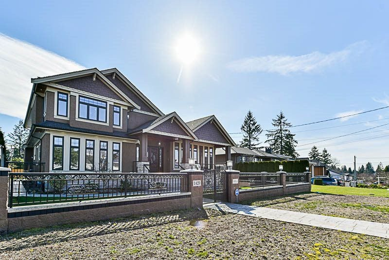 Main Photo: 1420 CORNELL AVENUE in Coquitlam: Central Coquitlam House for sale : MLS®# R2249797