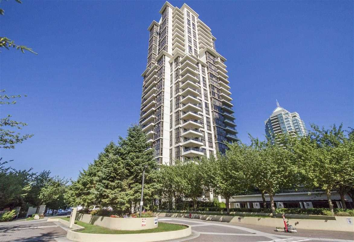 "Main Photo: 2701 2088 MADISON Avenue in Burnaby: Brentwood Park Condo for sale in ""Fresco"" (Burnaby North)  : MLS®# R2333812"