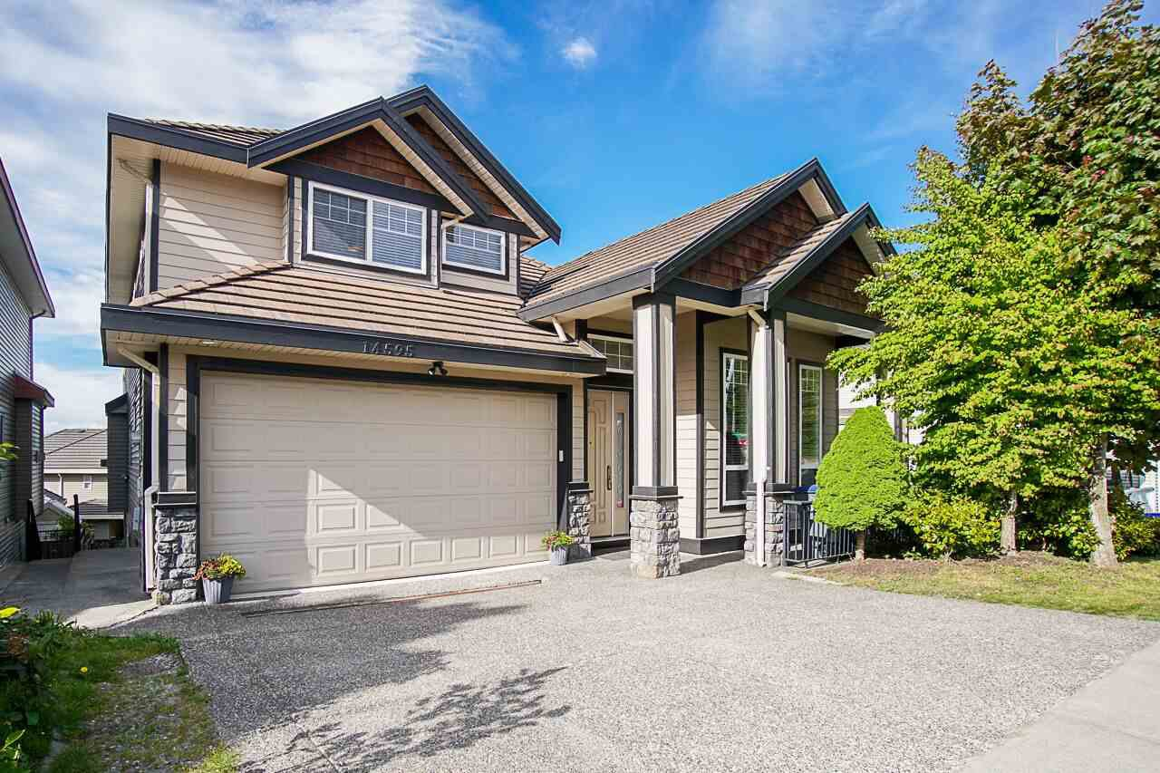 Main Photo: 14595 61A Avenue in Surrey: Sullivan Station House for sale : MLS®# R2367367