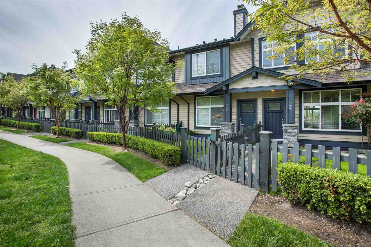 """Main Photo: 24 13819 232 Street in Maple Ridge: Silver Valley Townhouse for sale in """"Brighton"""" : MLS®# R2374731"""