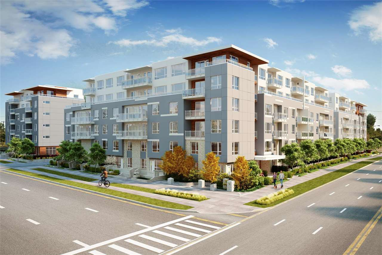 Main Photo: 608 13963 105A Avenue in Surrey: Whalley Condo for sale (North Surrey)  : MLS®# R2374907
