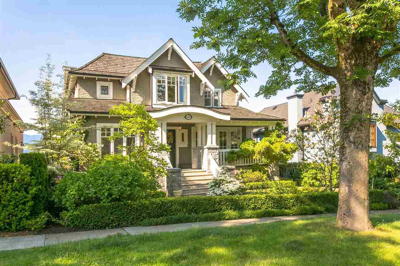 Main Photo: 4569 W 5TH Avenue in Vancouver: Point Grey House for sale (Vancouver West)  : MLS®# R2375798