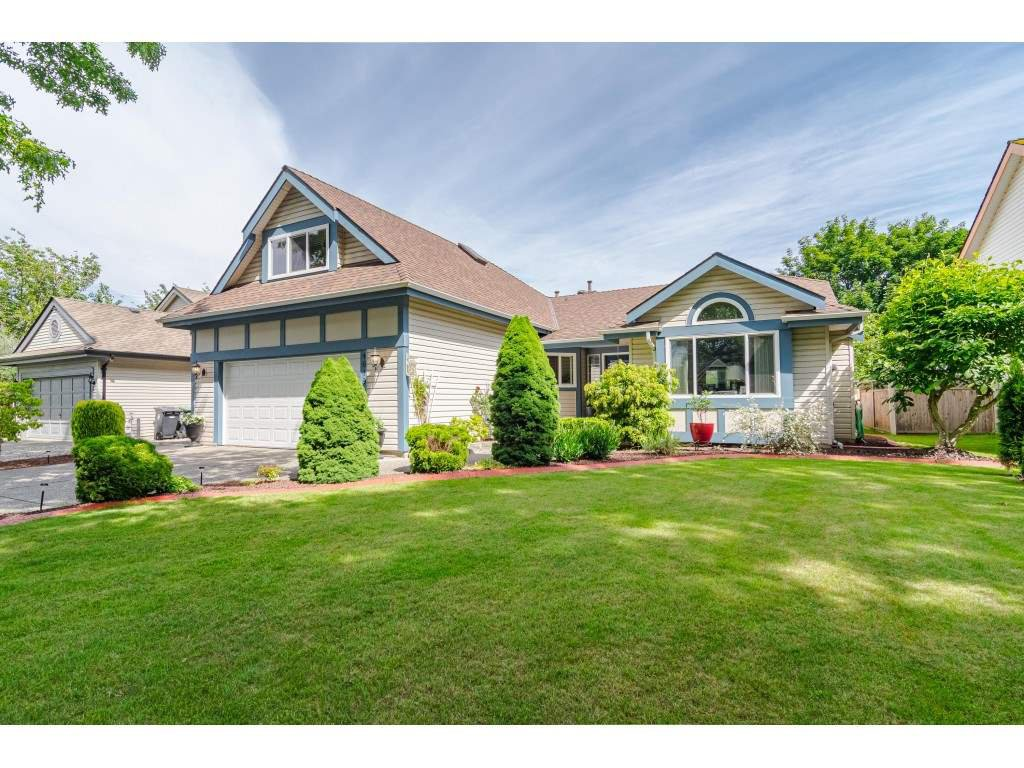 Main Photo: 4618 BENZ Crescent in Langley: Murrayville House for sale : MLS®# R2375927