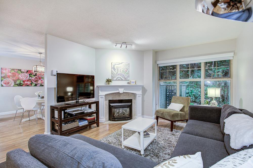 "Main Photo: 45 65 FOXWOOD Drive in Port Moody: Heritage Mountain Townhouse for sale in ""Forest Hill"" : MLS®# R2384266"