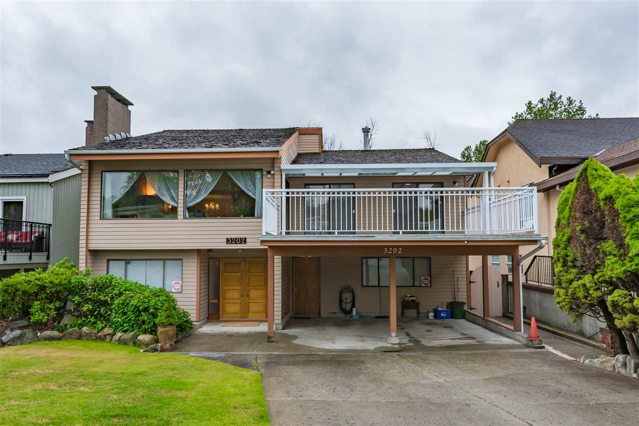 Main Photo: 3202 E 62ND Avenue in Vancouver: Champlain Heights House for sale (Vancouver East)  : MLS®# R2385665