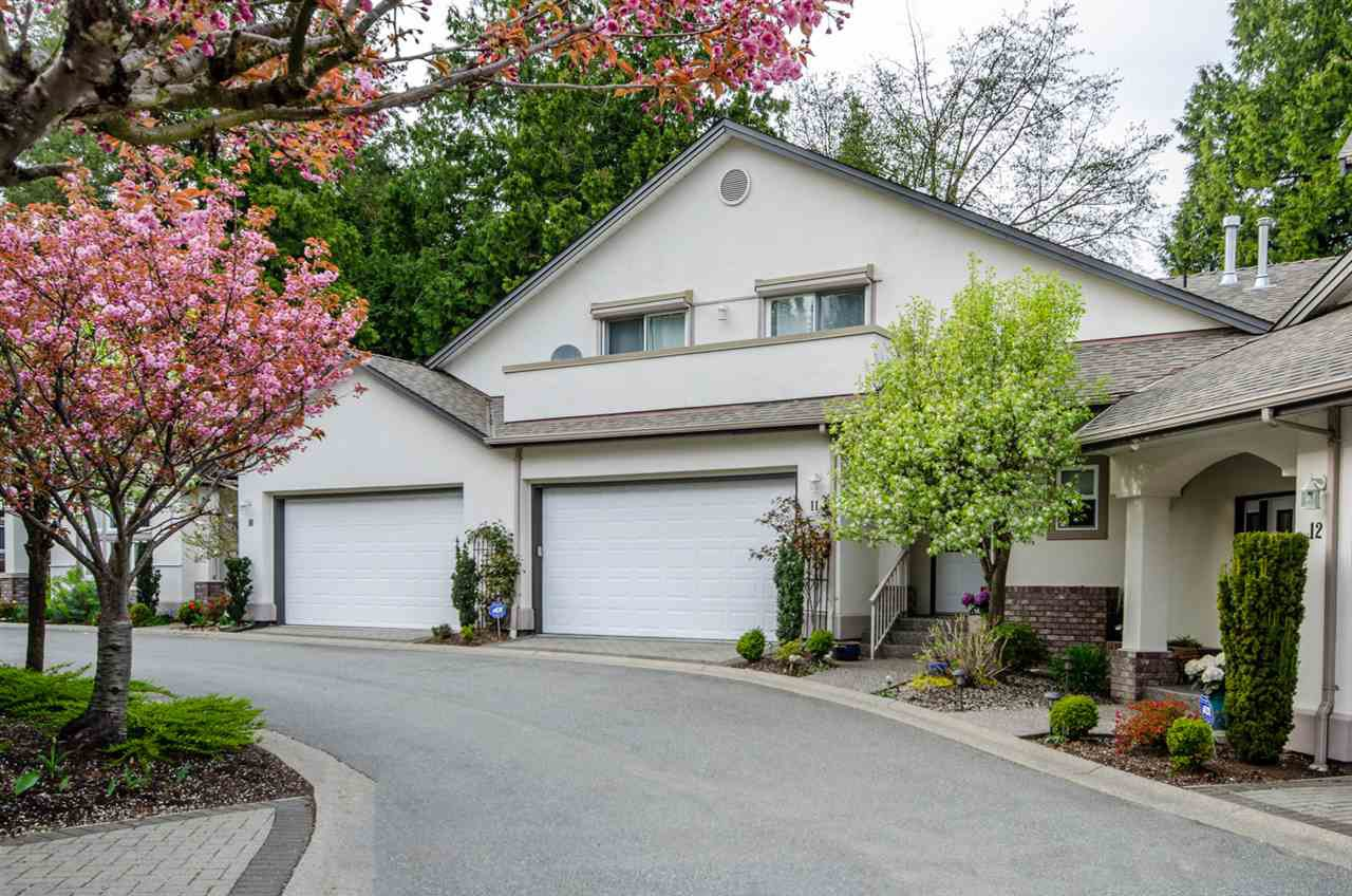 "Main Photo: 11 13911 16 Avenue in Surrey: Sunnyside Park Surrey Townhouse for sale in ""Chancellor's Court"" (South Surrey White Rock)  : MLS®# R2401100"