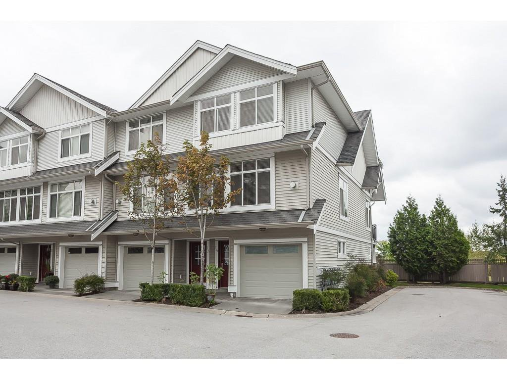 "Main Photo: 14 19330 69 Avenue in Surrey: Clayton Townhouse for sale in ""MONTEBELLO"" (Cloverdale)  : MLS®# R2420191"