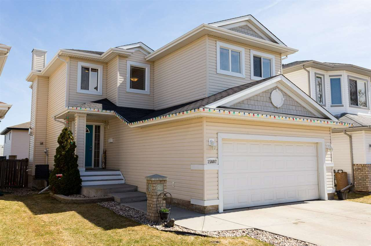 Main Photo: 15607 44 Street in Edmonton: Zone 03 House for sale : MLS®# E4195470