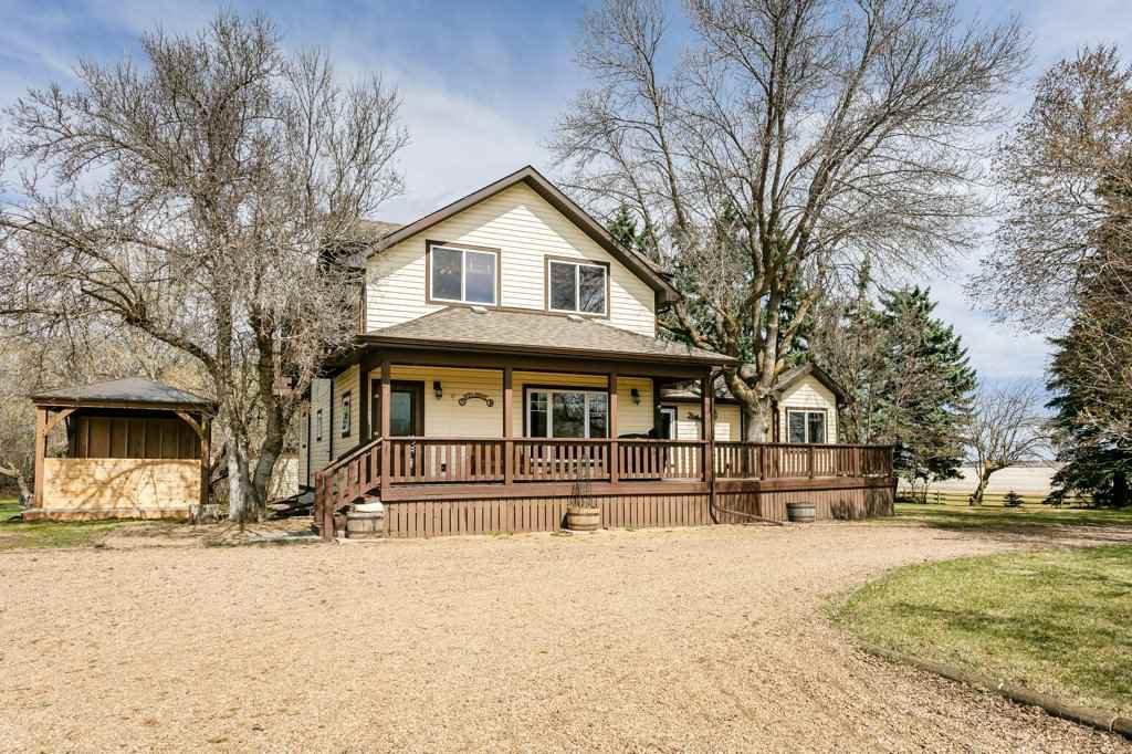 Main Photo: 472032 RR 233: Rural Wetaskiwin County House for sale : MLS®# E4196513