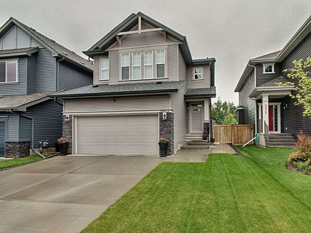 Main Photo: 5903 175 Avenue in Edmonton: Zone 03 House for sale : MLS®# E4200949