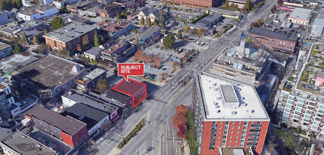 Main Photo: 2301 MAIN Street in Vancouver: Mount Pleasant VE Land Commercial for sale (Vancouver East)  : MLS®# C8032774