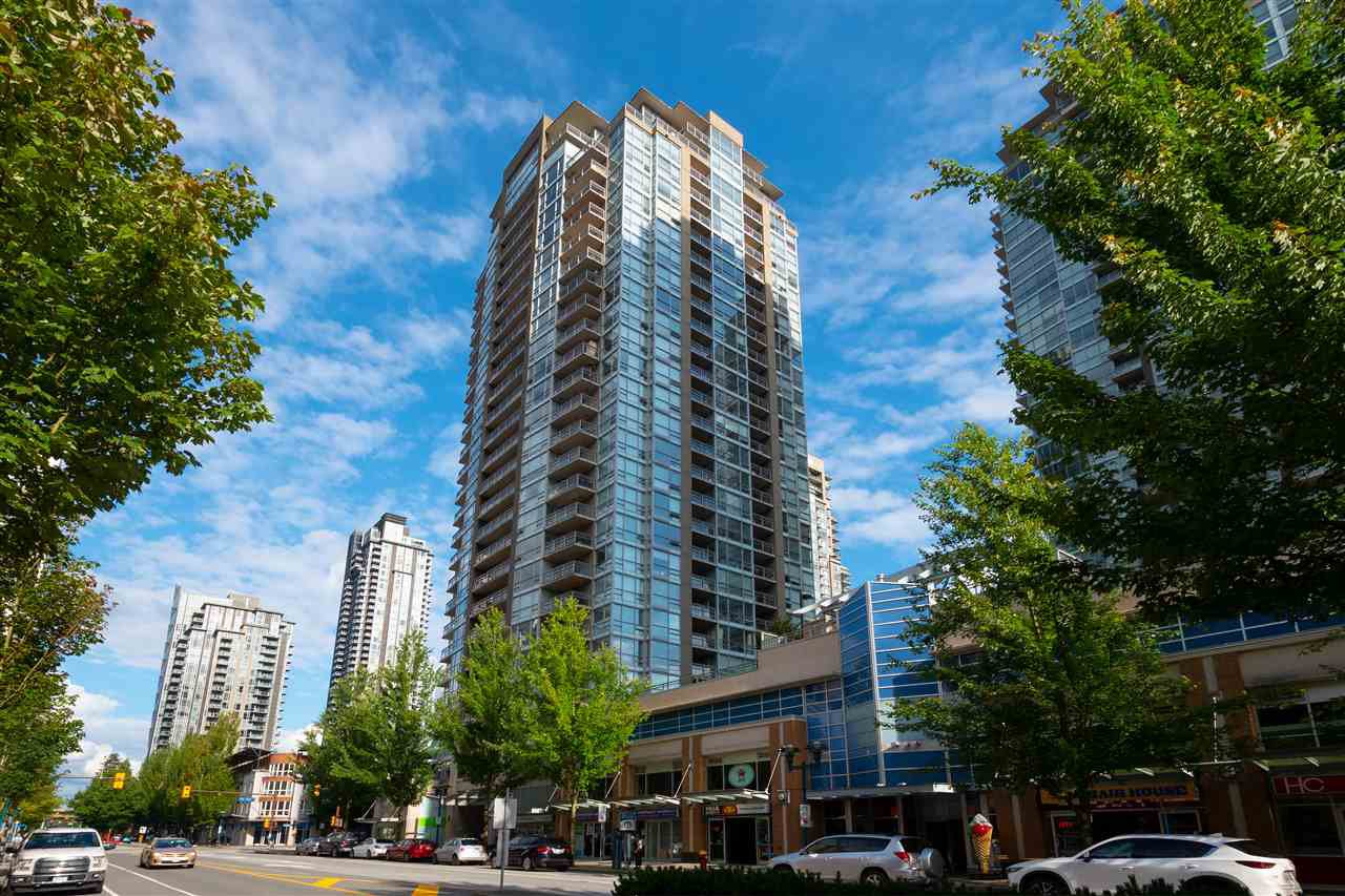 "Main Photo: 2206 2978 GLEN Drive in Coquitlam: North Coquitlam Condo for sale in ""GRAND CENTRAL ONE"" : MLS®# R2470476"
