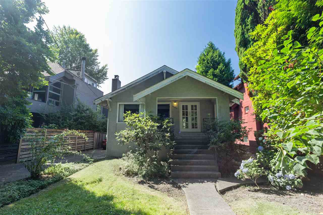 Main Photo: 3424 W 5TH Avenue in Vancouver: Kitsilano House for sale (Vancouver West)  : MLS®# R2482529
