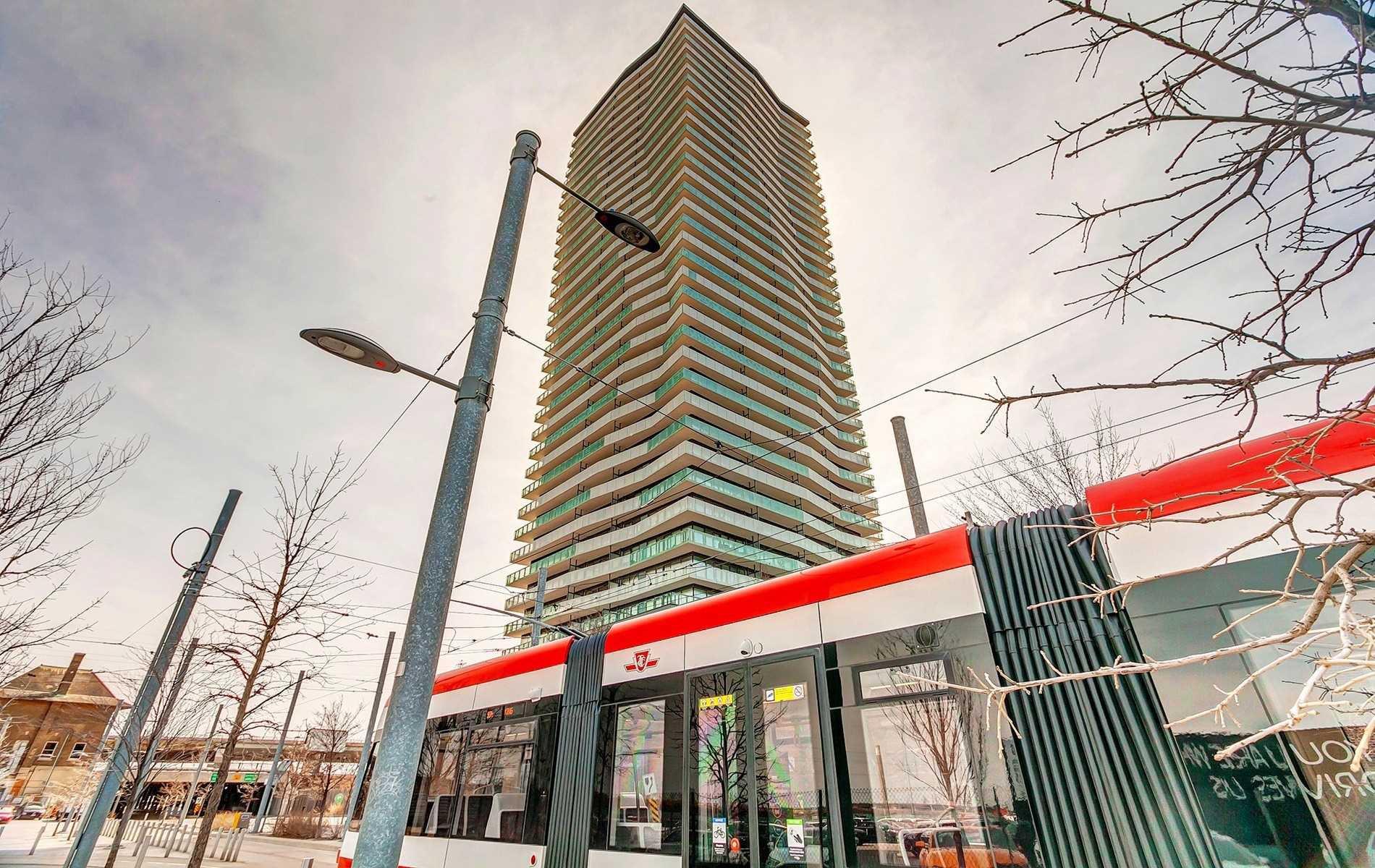 Main Photo: 3407 390 Cherry Street in Toronto: Waterfront Communities C8 Condo for lease (Toronto C08)  : MLS®# C4991702