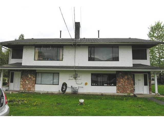 Main Photo: 1514 1516 MANNING Avenue in Port Coquitlam: Glenwood PQ House Duplex for sale : MLS®# V892746