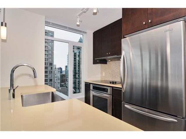 Main Photo: # 2307 888 HOMER ST in Vancouver: Downtown VW Condo for sale (Vancouver West)  : MLS®# V920343